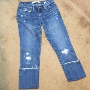 Abercrombie & Fitch Jeans 2L